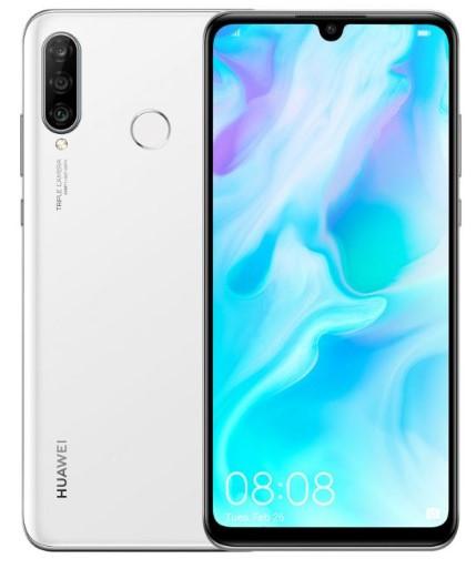 Huawei P30 Lite MAR-LX2 Dual Sim 128GB White (6GB RAM)