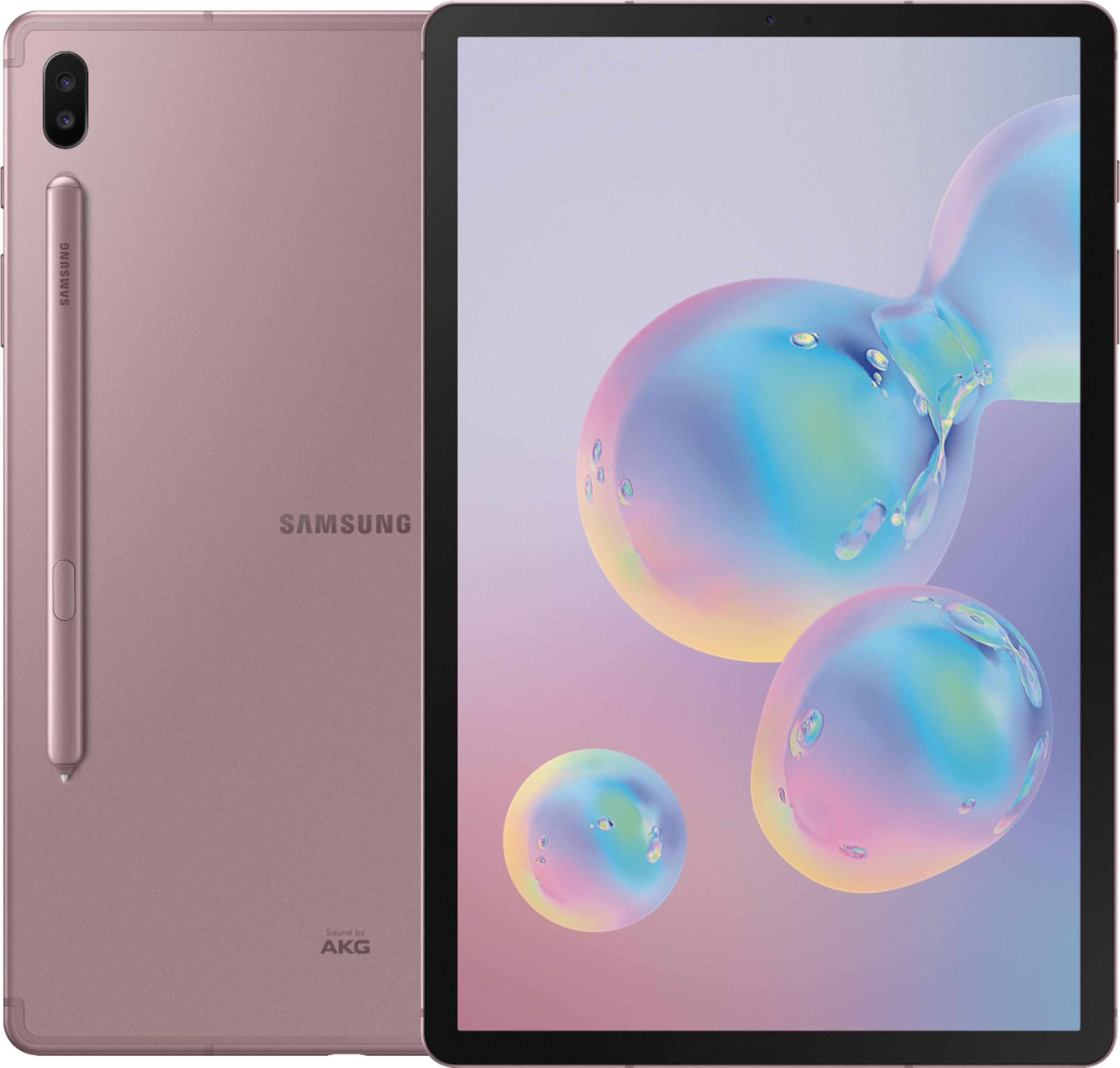 """Samsung Galaxy Tab S6 10.5""""(2019) T860N Wifi 128GB Rose"""