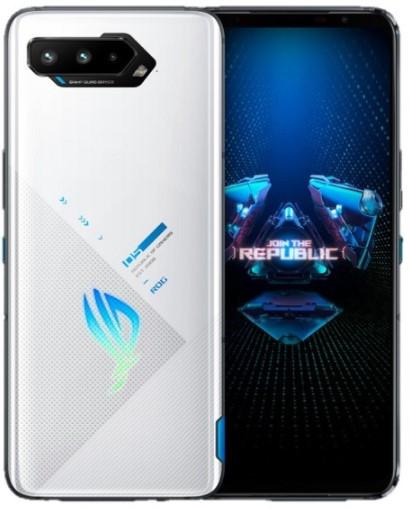 Asus ROG Phone 5 5G ZS673KS Dual Sim 256GB White (16GB RAM) - Global Version