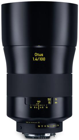 Carl Zeiss Otus 1.4/100 ZF.2 (Nikon)