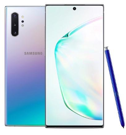 Samsung Galaxy Note 10 Plus Dual Sim N9750 256GB Aura Glow (12GB RAM)