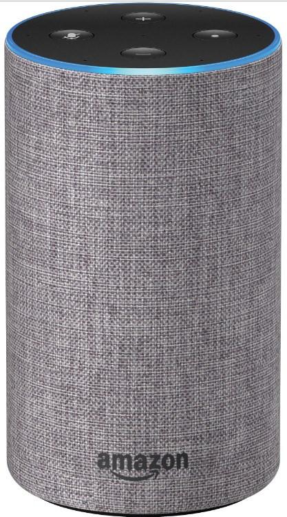 Amazon Echo 2nd Speaker Grey