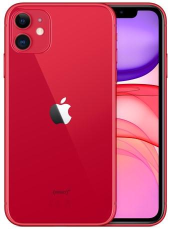 Apple iPhone 11 A2223 Dual Sim 64GB Red
