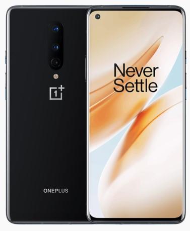 Oneplus 8 5G IN2010 Dual Sim 128GB Black (8GB RAM)