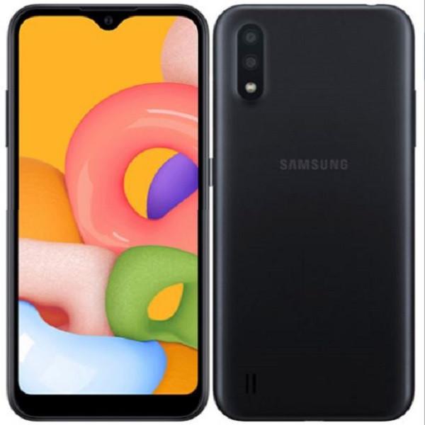 Samsung Galaxy A01 Dual A015FD 16GB Black (2GB RAM)