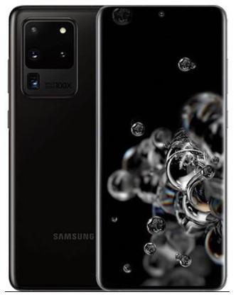 Samsung Galaxy S20 Ultra 5G Dual Sim G9880 512GB Black (16GB RAM)