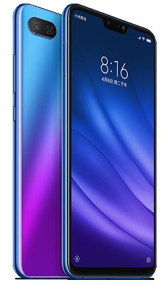 Xiaomi Mi8 Lite Dual Sim 64GB Dream Blue(4GB RAM)