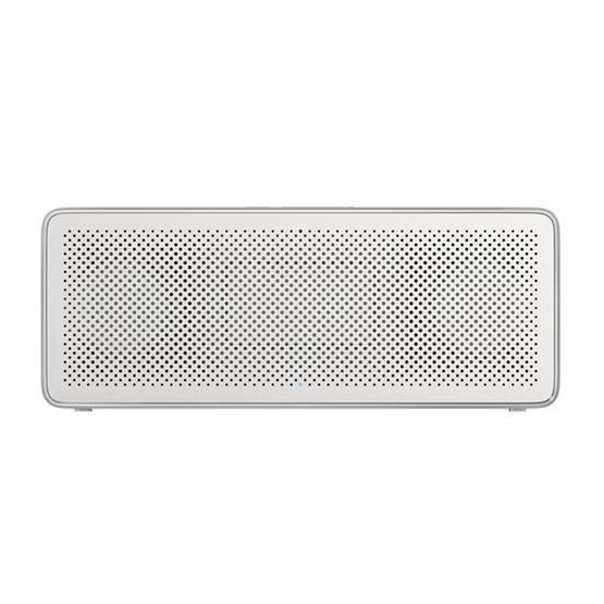 Original Xiaomi Mi Square Bluetooth Speaker(White)