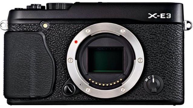 Fujifilm X-E3 Camera Black (Body Only)