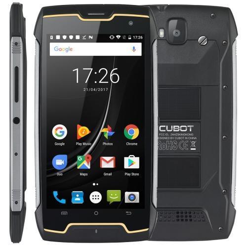 Cubot Kingkong Triple Proofing Phone 16GB Black