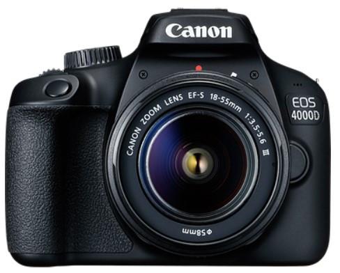 Canon EOS 4000D Kit (18-55 III)