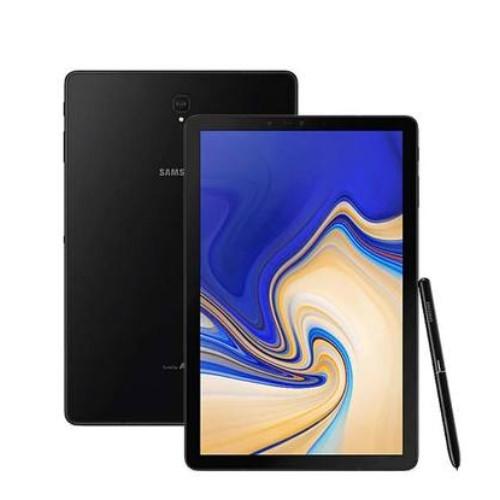 "Samsung Galaxy Tab S4 10.5""(2018) T835 LTE 256GB Black + FREE Samsung Tab S4 Book Cover Keyboard"