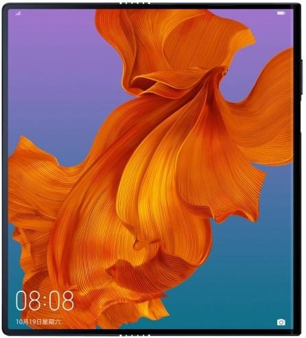 Huawei Mate X 5G Dual Sim 512GB Blue (8GB RAM) - CN version