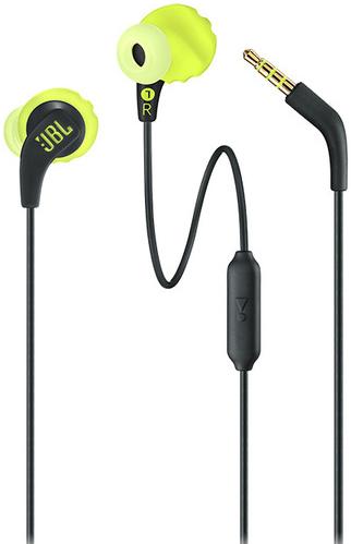 JBL Endurance Run BT Wireless Headphones (Yellow)