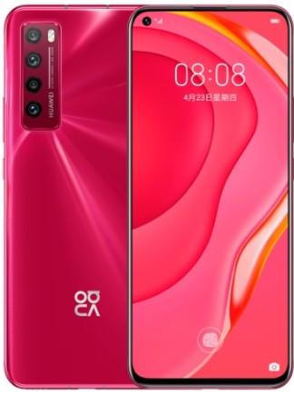 Huawei Nova 7 5G JEF-AN00 Dual Sim 256GB Red (8GB RAM)