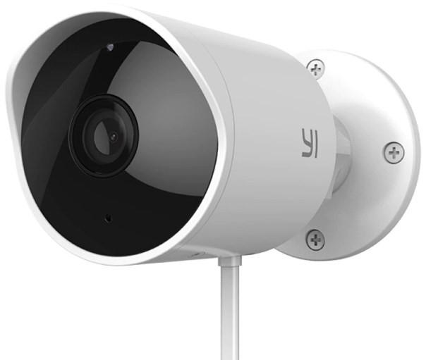 Xiaomi YI Outdoor Camera White