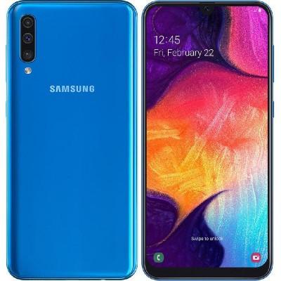 Samsung Galaxy A50 Dual A505FD 128GB Blue (6GB RAM)