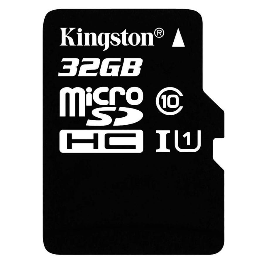Kingston 32GB T-Flash 80MB/s