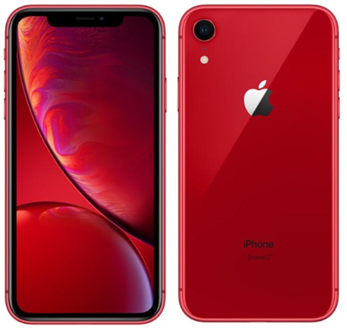 Apple iPhone XR 256GB Red (eSIM)