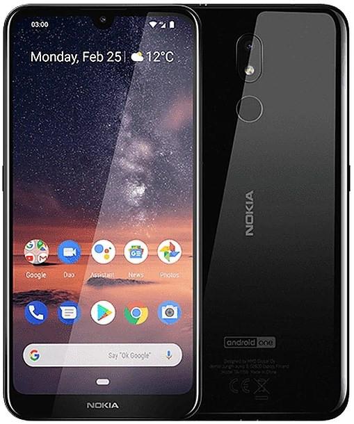 Nokia 3.2 Dual Sim TA-1164 64GB Black (3GB RAM)