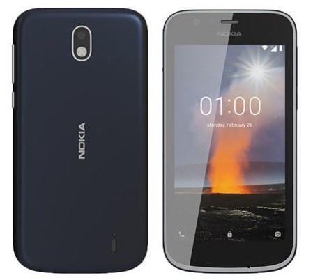 Nokia 1 Dual Sim TA-1047 8GB Blue