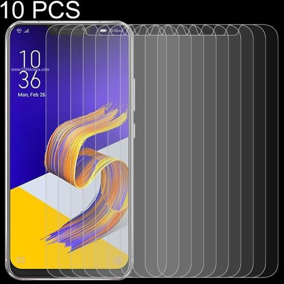 (10 pcs/Set) 0.26mm 9H 2.5D Tempered Glass Film for Asus Zenfone 5z ZS620KL