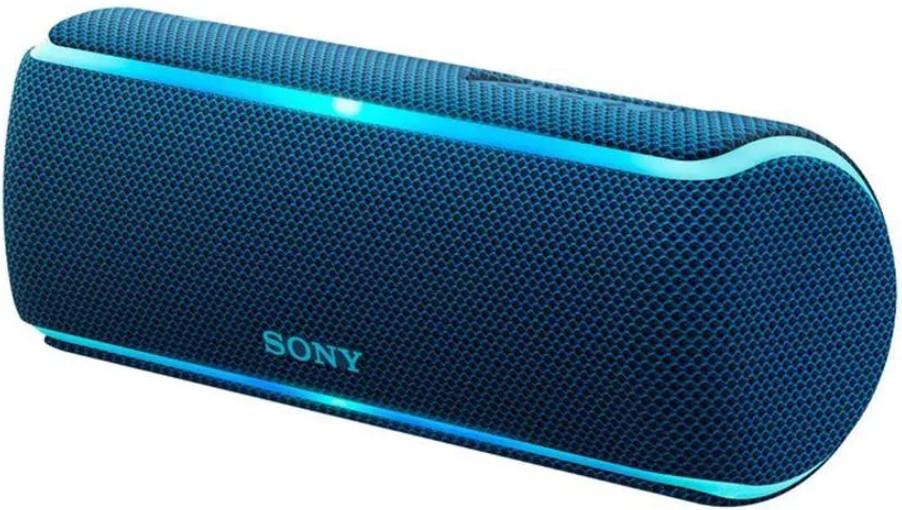 Sony SRS-XB21 Extra Bass Portable BT Speaker Blue