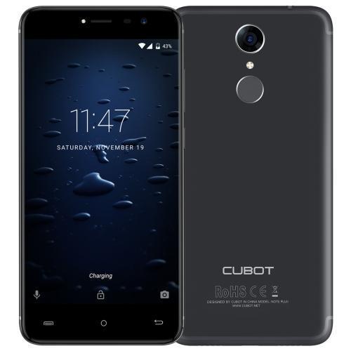 Cubot Note Plus Dual Sim 32GB Black
