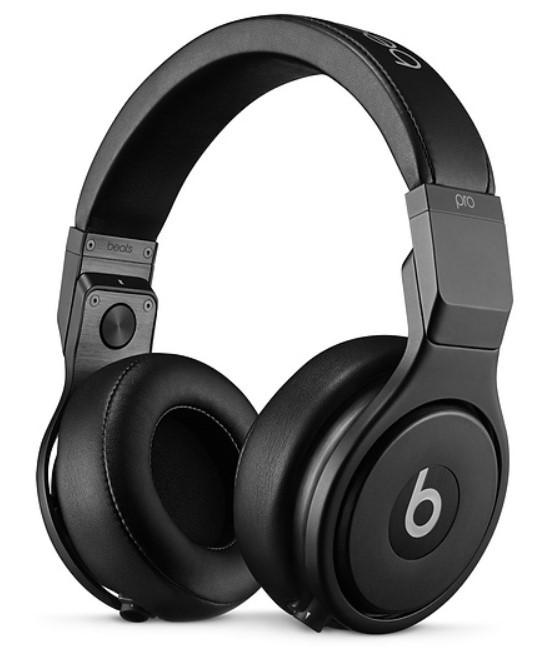 Beats Pro Over-ear Headphones Black