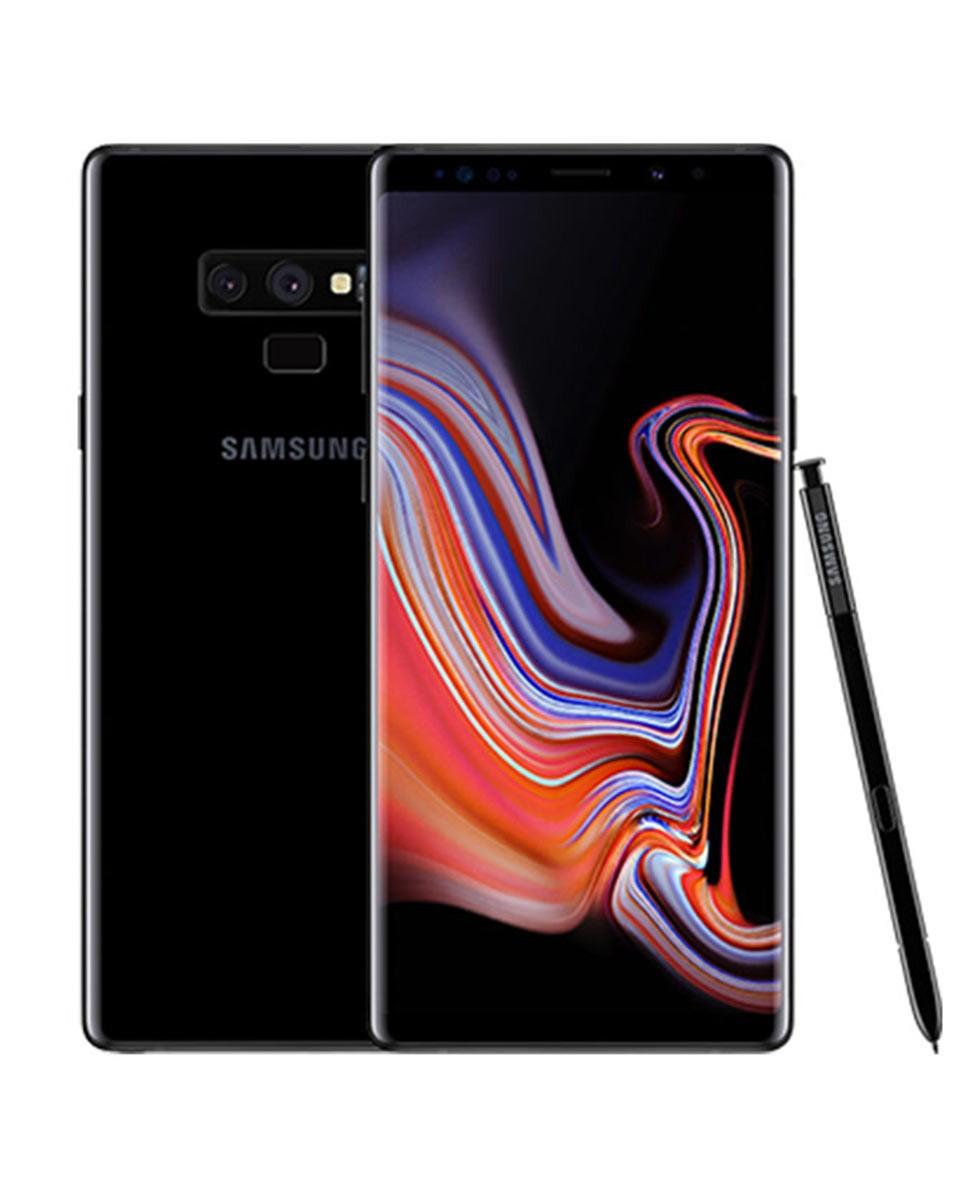 Samsung Galaxy Note 9 Dual Sim N9600 128GB Black