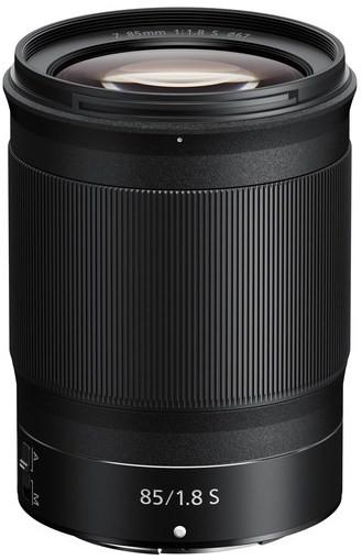 Nikon NIKKOR Z 85mm F1.8 S