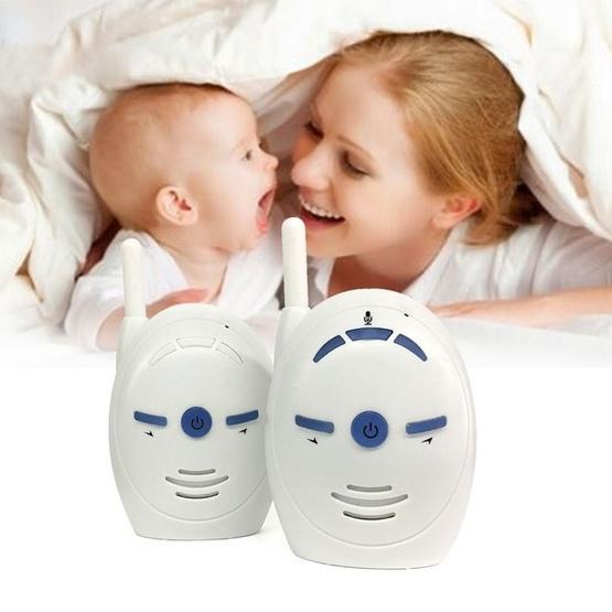 BM-V20 2.4GHz Wireless Digital Audio Baby Monitor (White)