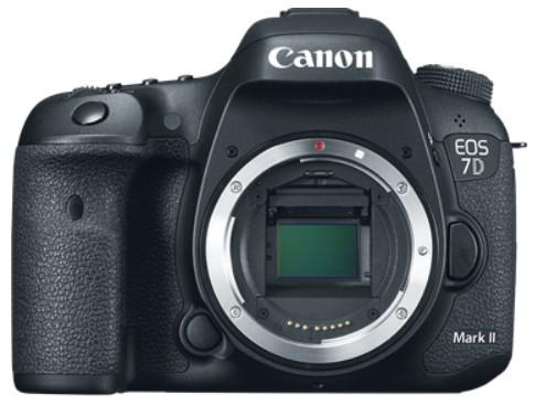 Canon EOS 7D MK II Body (no Wifi)