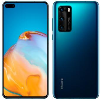 Huawei P40 ANA-NX9 5G Dual Sim 128GB Blue (8GB RAM)