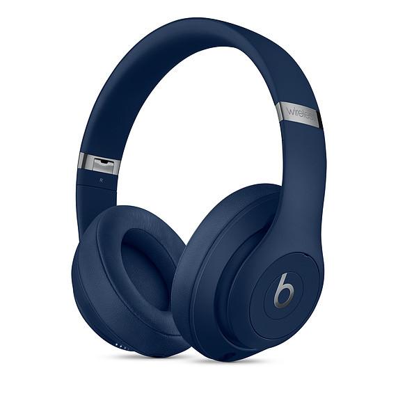 Beats Studio 3 Wireless Over-ear Headphone Blue