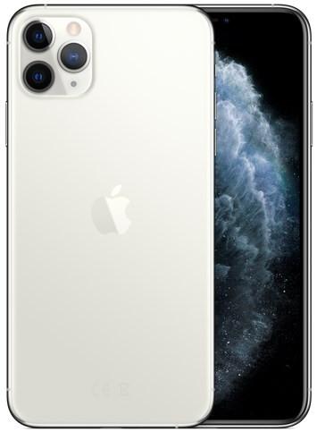 Apple iPhone 11 Pro Max 64GB Silver (eSIM)
