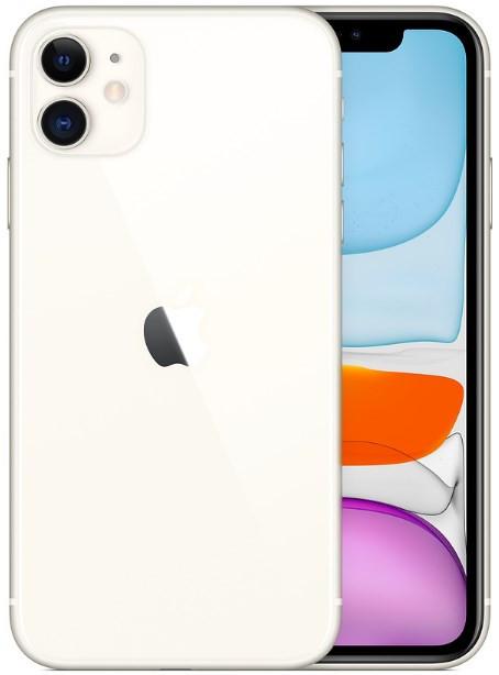 Apple iPhone 11 A2223 Dual Sim 128GB White