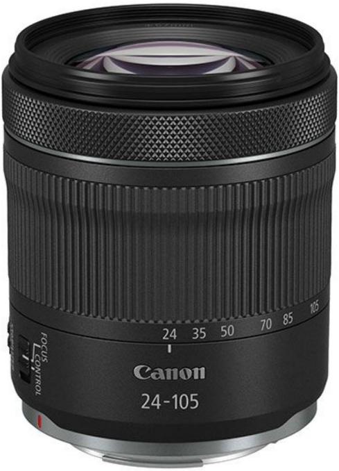 Canon RF 24-105mm F4-7.1 IS STM (kit lens)