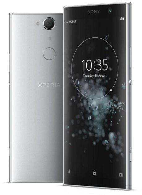 Sony Xperia XA2 Plus H4493 Dual Sim 64GB Silver