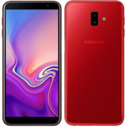Samsung Galaxy J6 Plus Dual Sim J610FD 64GB Red (4GB RAM)