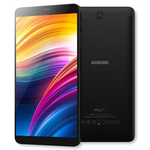 "ALLDOCUBE T701 iPlay7T 6.98"" Dual Sim 4G Tablet  16GB Black (2GB RAM)"