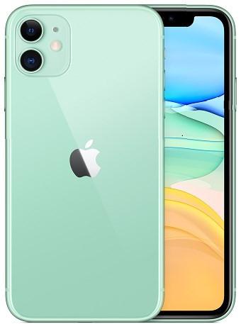 Apple iPhone 11 A2223 Dual Sim 64GB Green