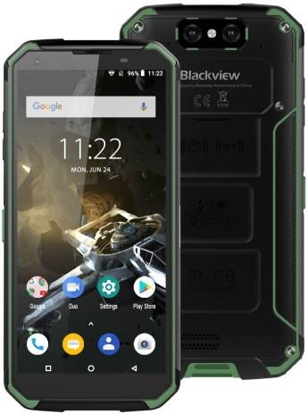Blackview BV9500 Plus Dual Sim 64GB Green (4GB RAM)