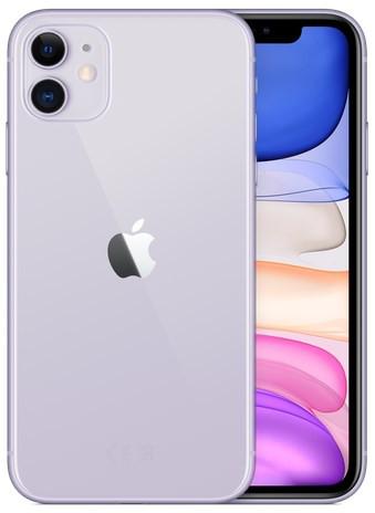 Apple iPhone 11 64GB Purple (eSIM)