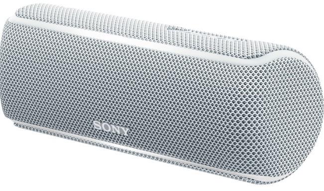 Sony SRS-XB21 Extra Bass Portable BT Speaker White