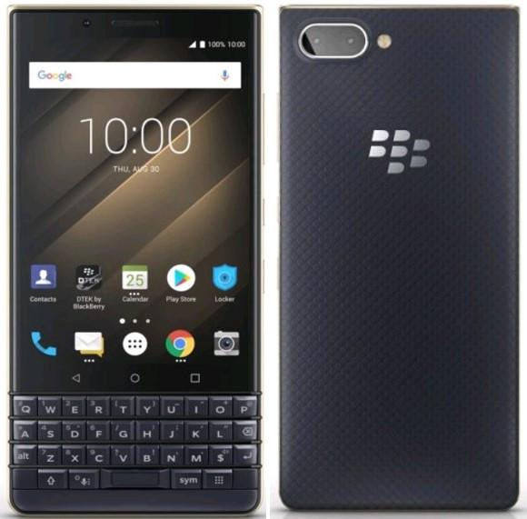 Blackberry Key2 LE BBE100-4 Dual Sim 64GB Champagne (4GB RAM)