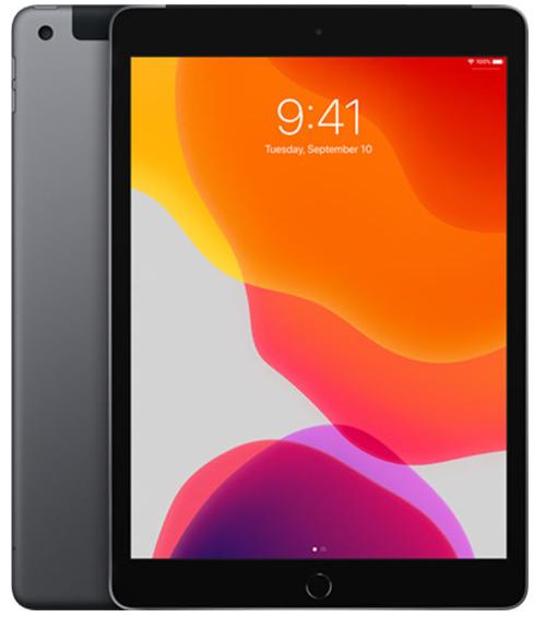 Apple iPad 10.2 2019 Wifi 32GB Space Gray (3GB RAM)