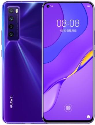 Huawei Nova 7 5G JEF-AN00 Dual Sim 256GB Purple (8GB RAM)