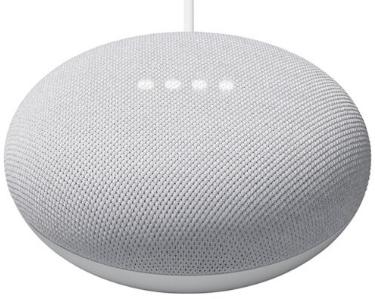 Google Nest Mini 2nd Chalk