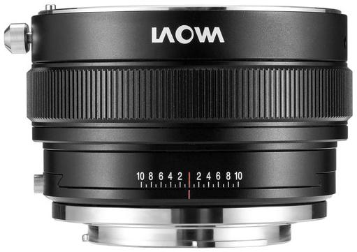 LAOWA Magic Shift Converter (MSC) Nikon